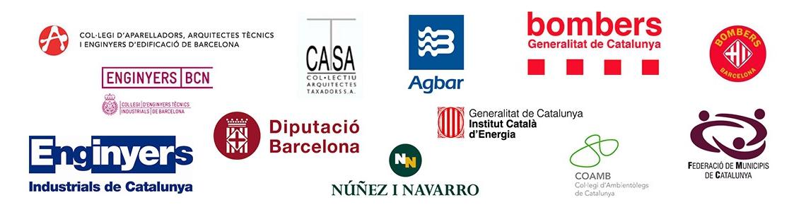 Instituciones, organismos y empresas donde se han impartido los cursos