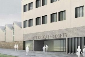 Biblioteca Comtes de Bell∙lloc