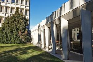 Comedor Edificio Catalana Occidente