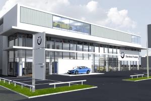 Concesionario y taller de BMW y MINI