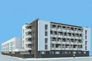 Edificio de Viviendas Residencial Almeda